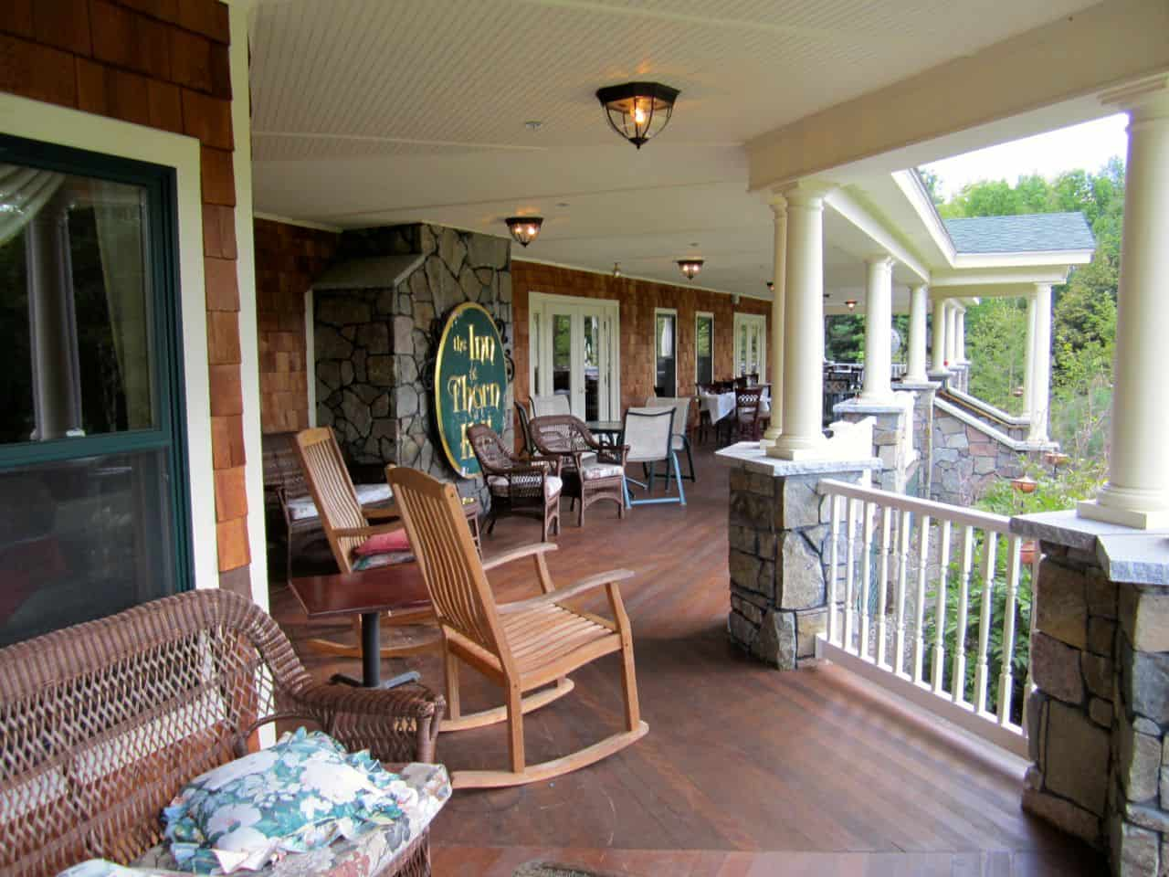 The Inn at Thorn Hill & Spa – Jackson, New Hampshire USA