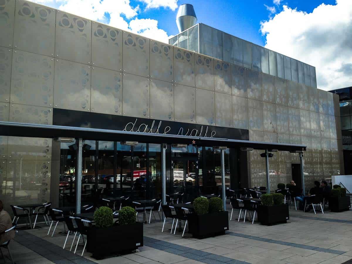 Brunch på Cafe Dalle Valle i City 2 – Tåstrup, Danmark