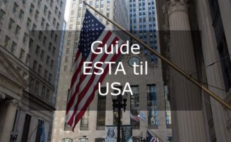 Guide ESTA til USA