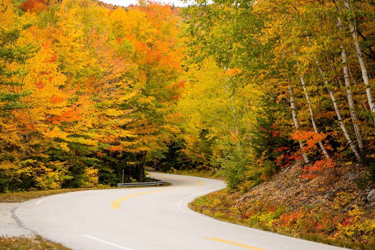 Det ultimative Road Trip – New England, USA