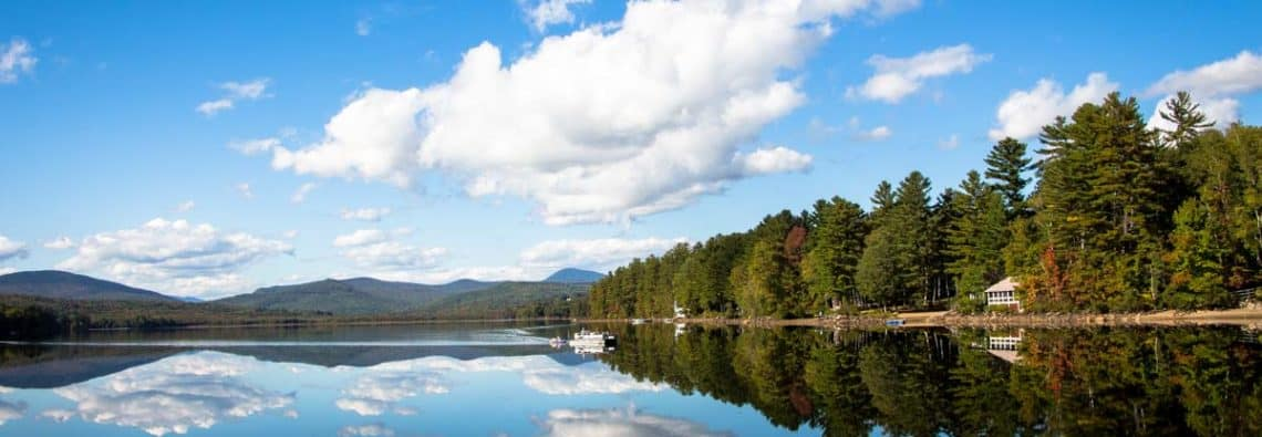 12 postkort fra Det Ultimative Road Trip - New England, USA