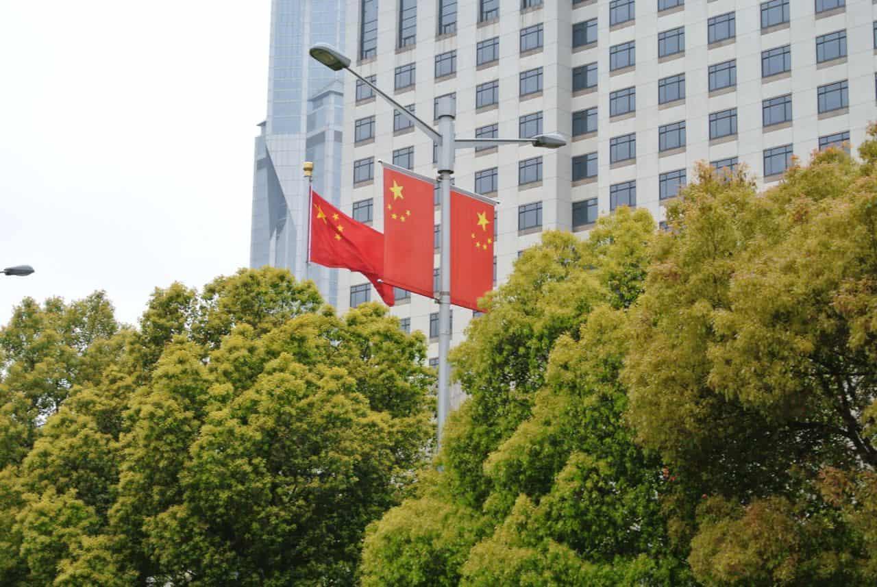Rejsetanker om Kina