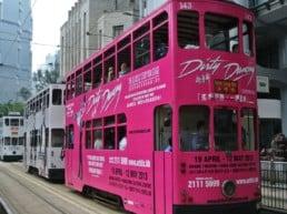 Tip til to billige transport oplevelser i Hong Kong