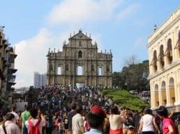 24 timer i Macau