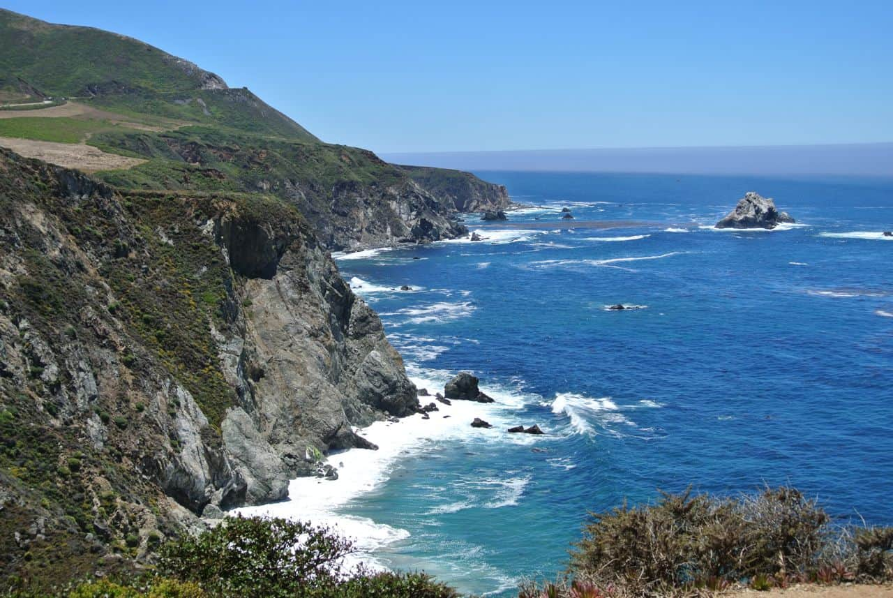 Monterey og omegn