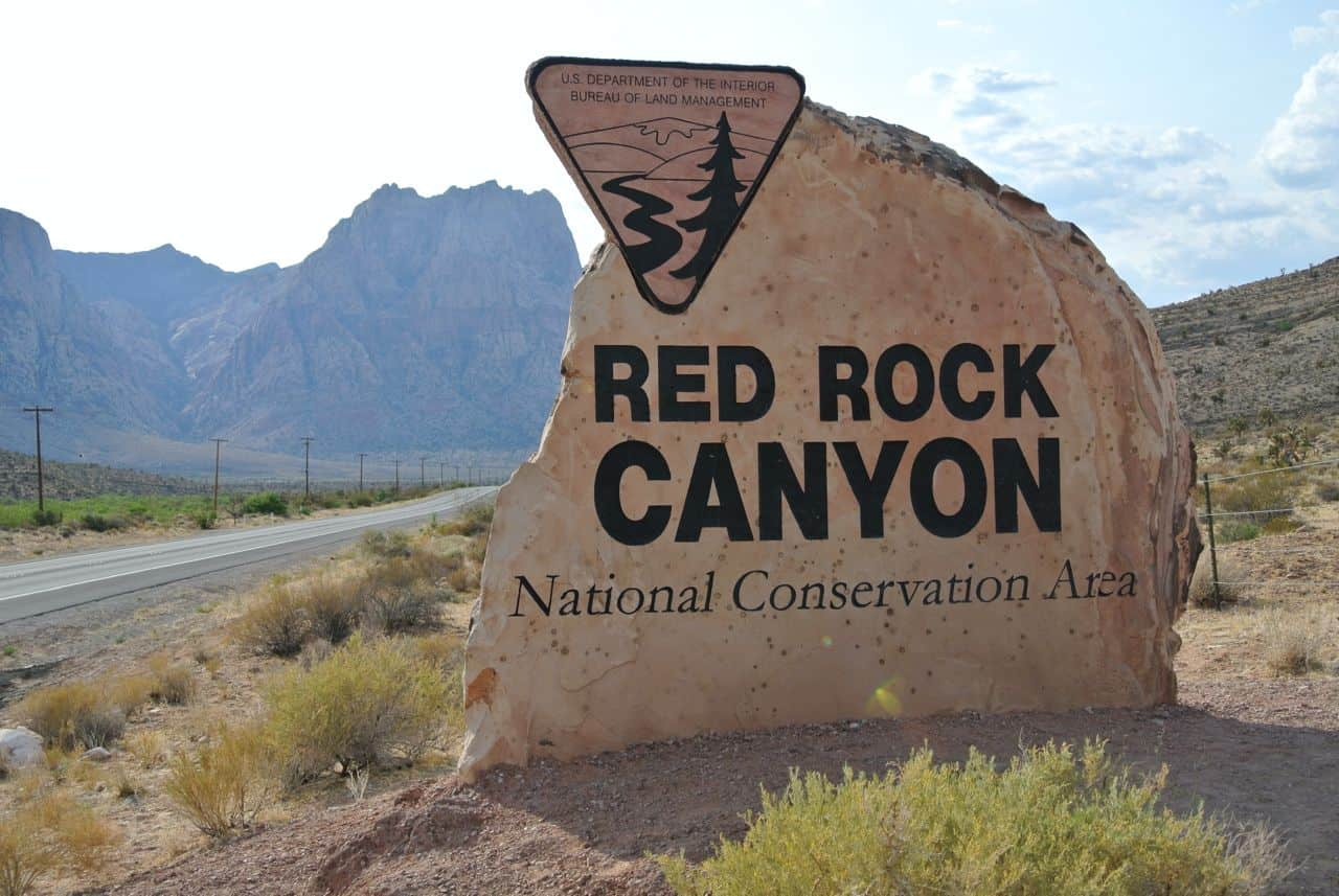 Red Rock‏ Canyon