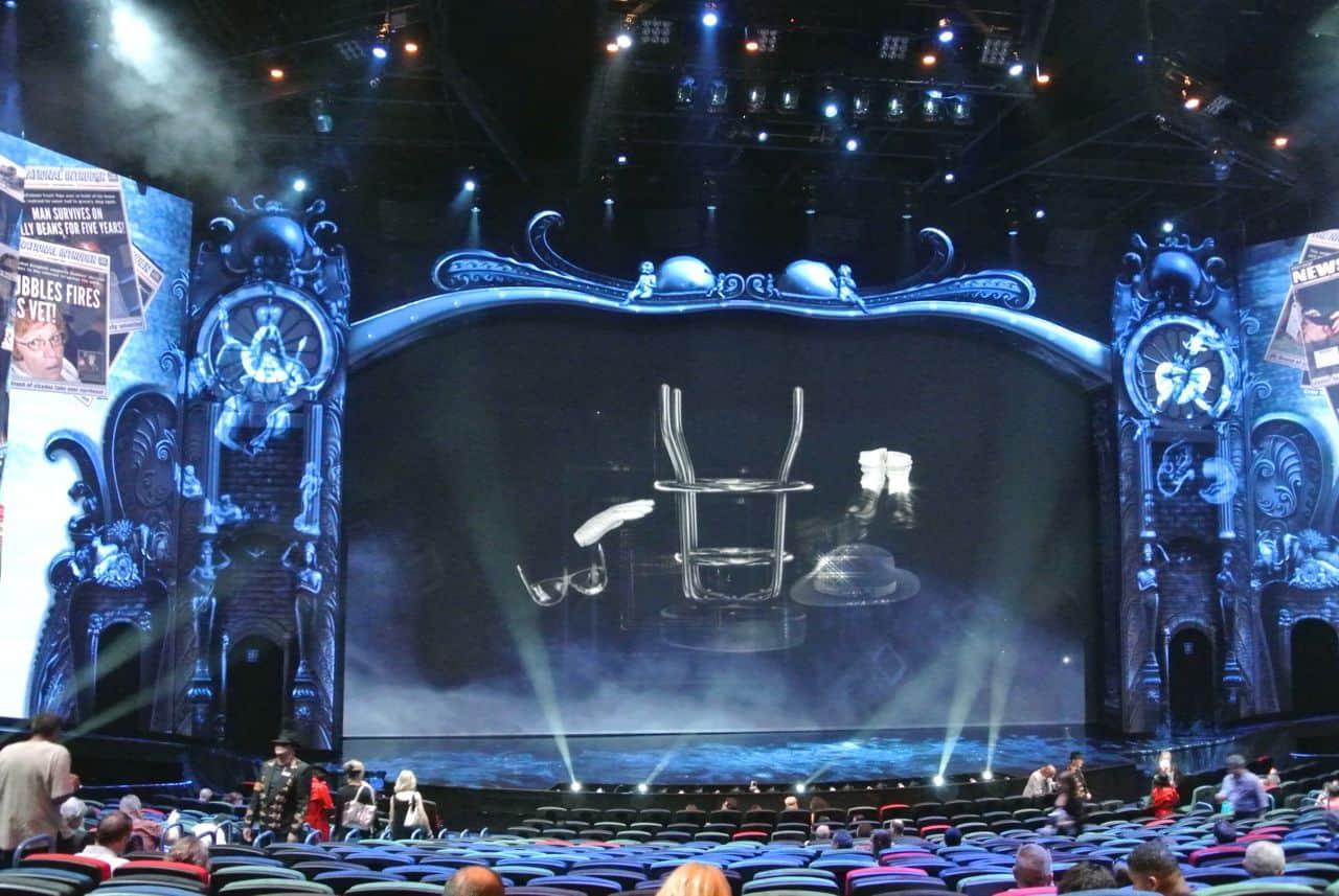 Show Michael Jackson One - Las Vegas, USA