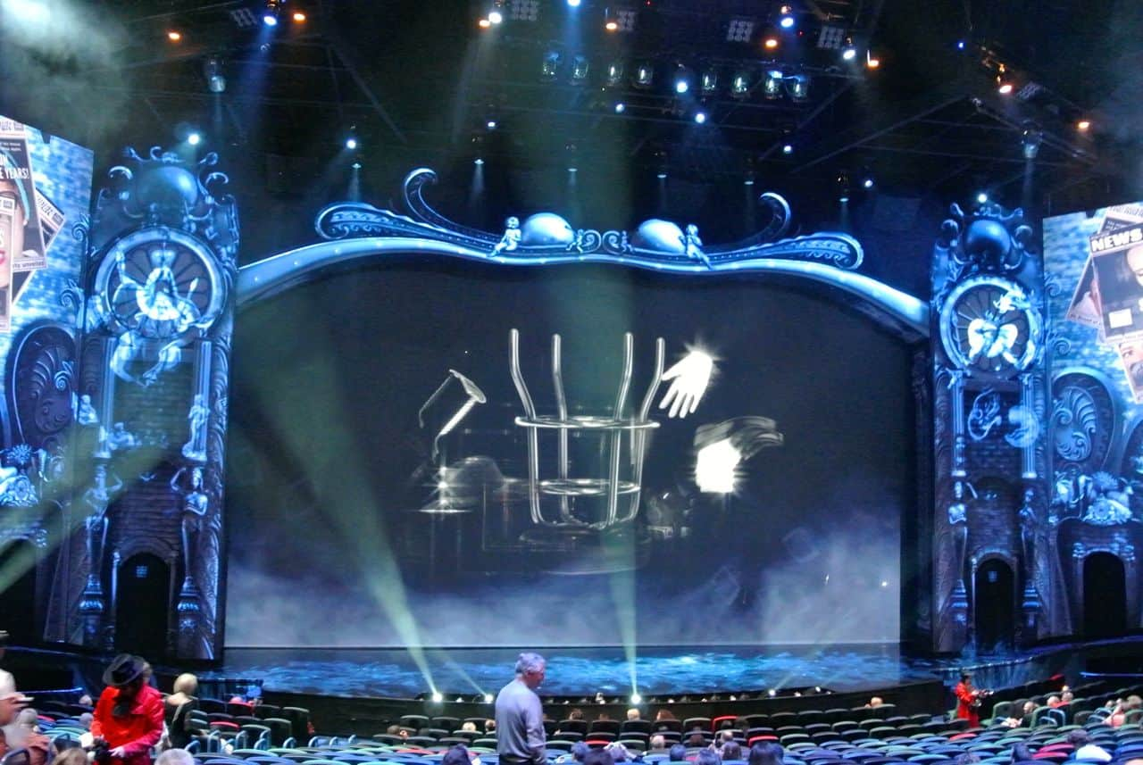 Show Michael Jackson One - Las Vegas, USA