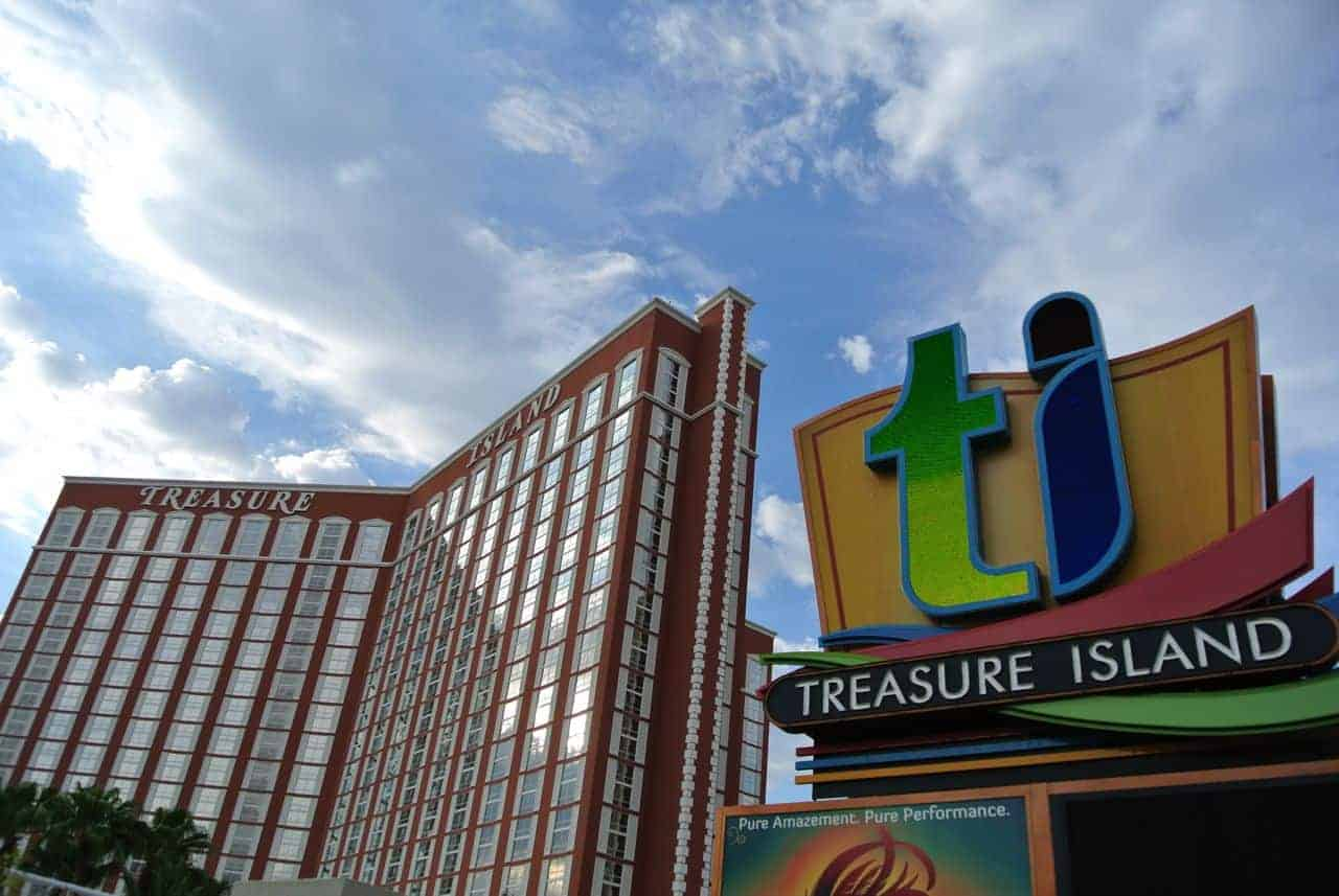 Treasure Island Hotel og Casino - Las Vegas, USA