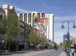 Reno, The Biggest Little City in the World - Nevada, USA