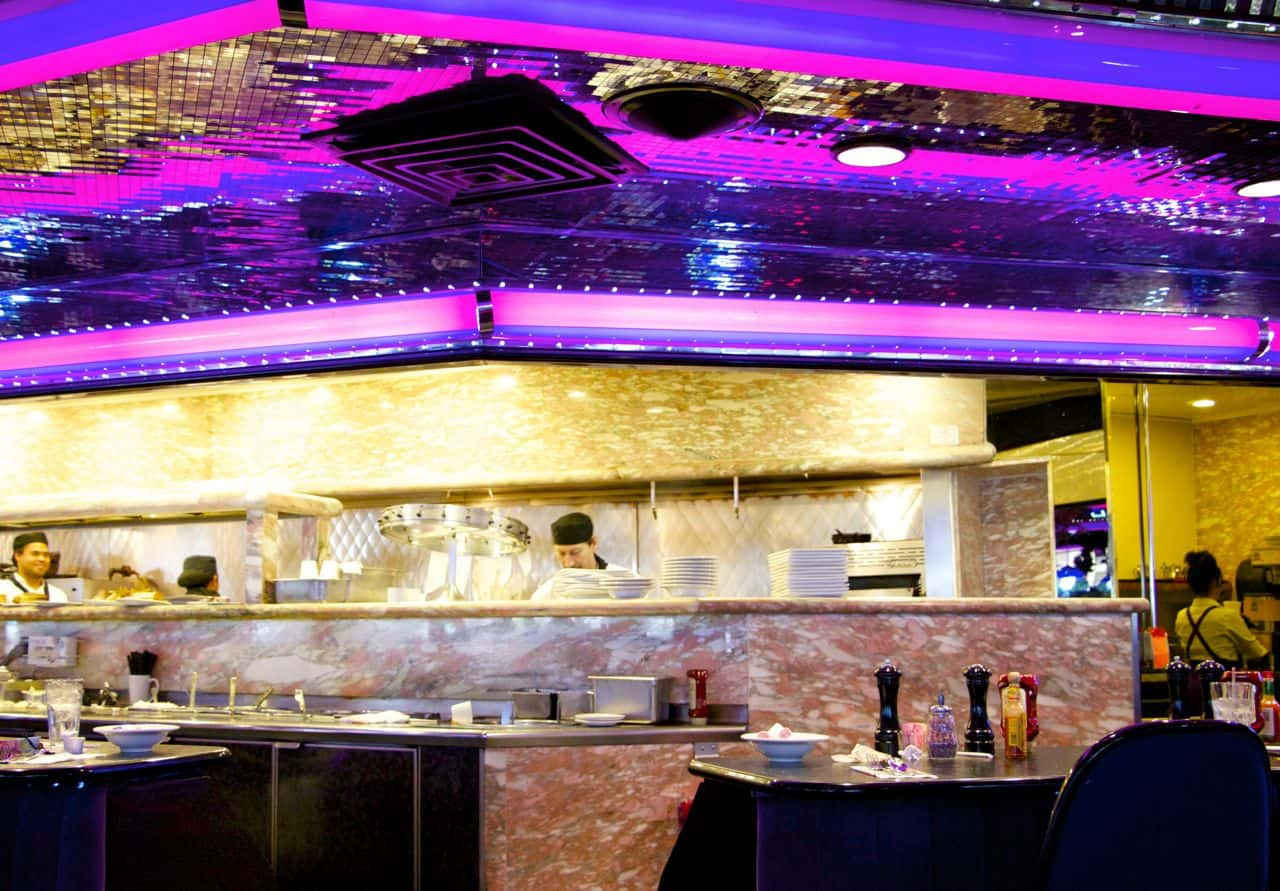 Restaurant & Fireside Lounge, Las Vegas