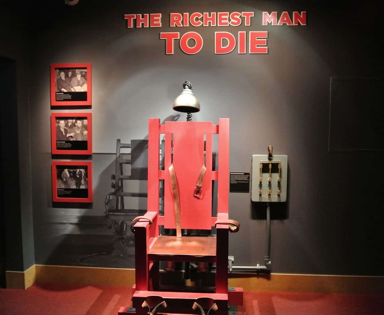 The Mob Museum, Las Vegas