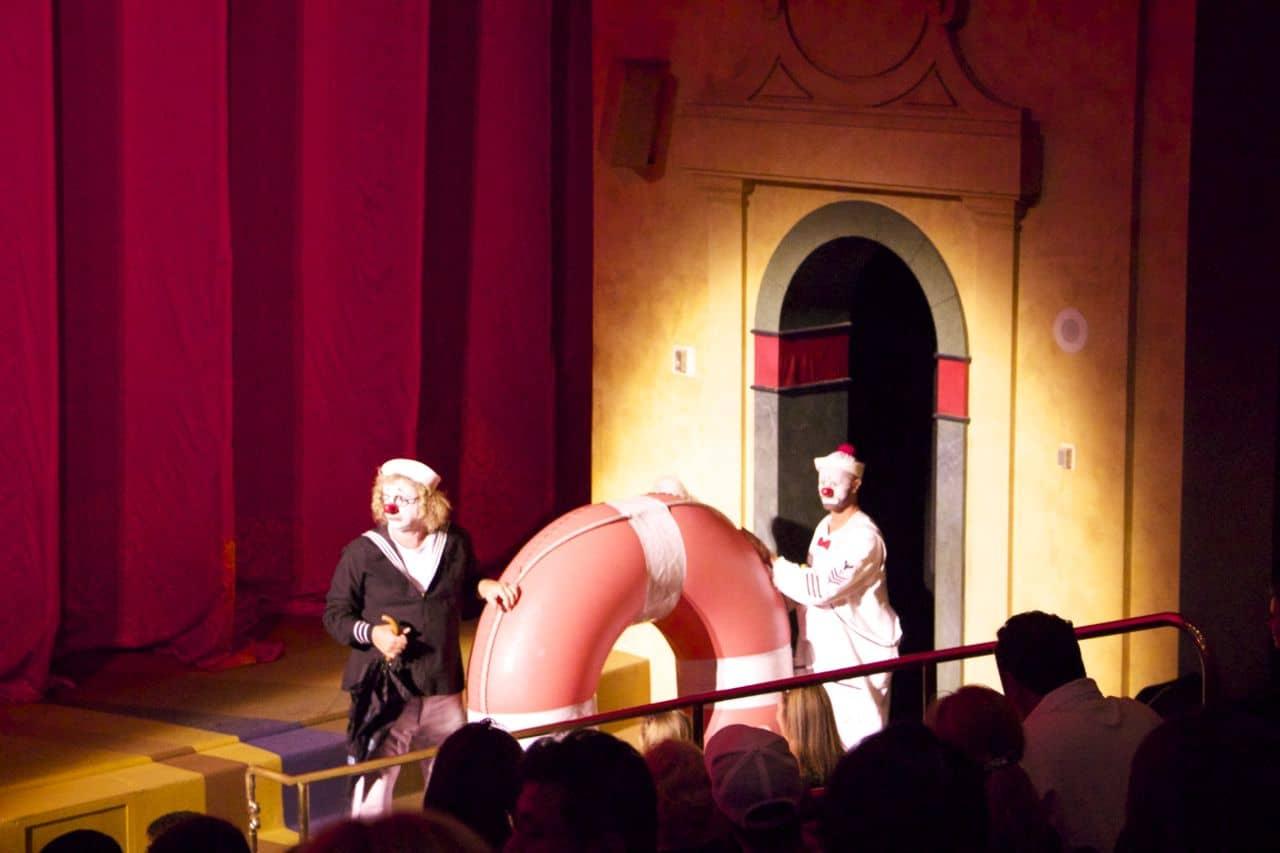 """O"" Cirque du Soleil, Bellagio Las Vegas"