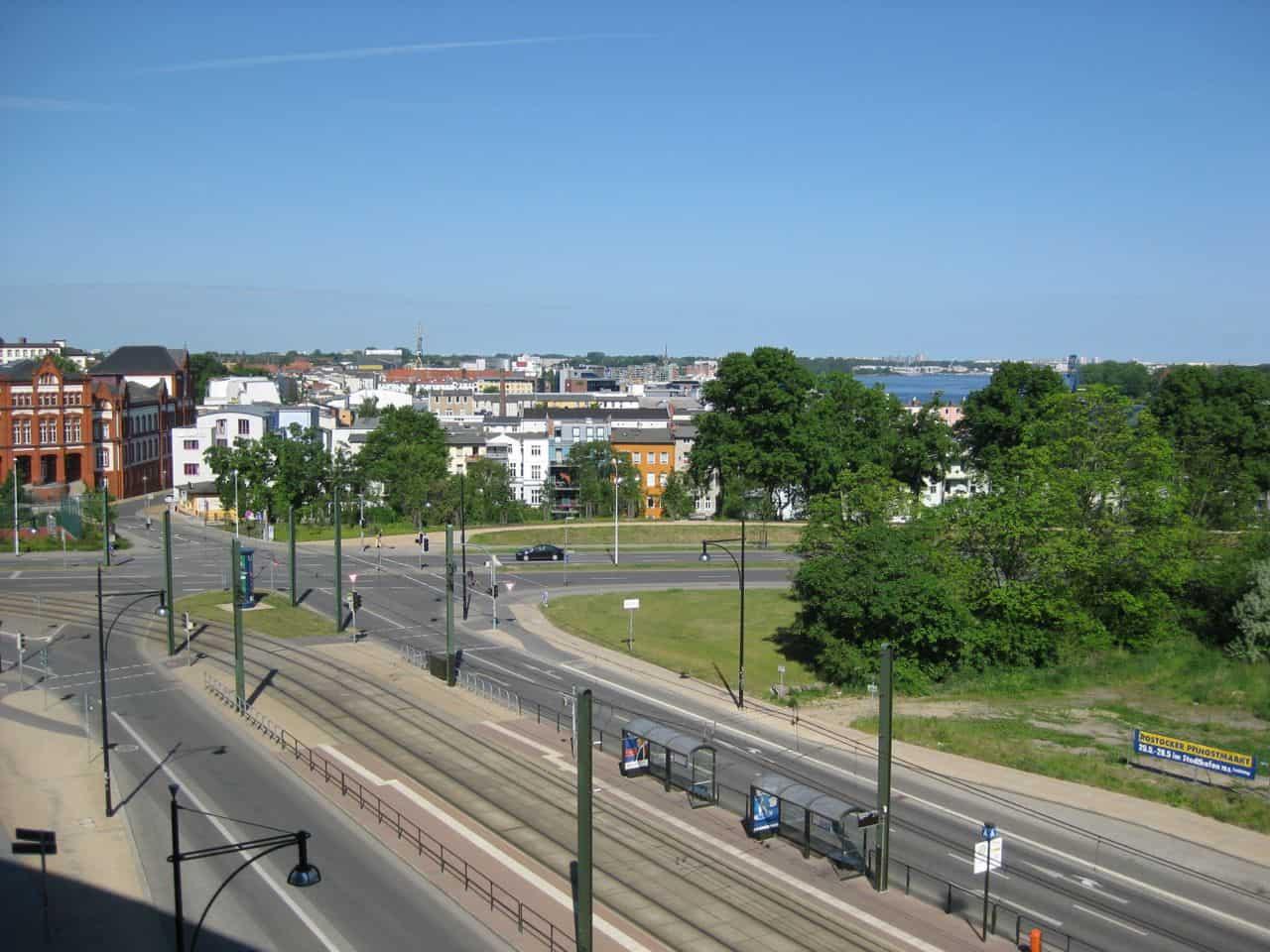 Radisson Blu Hotel - Rostock, Tyskland