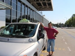 Tip til Taxa i Beograd - Serbien