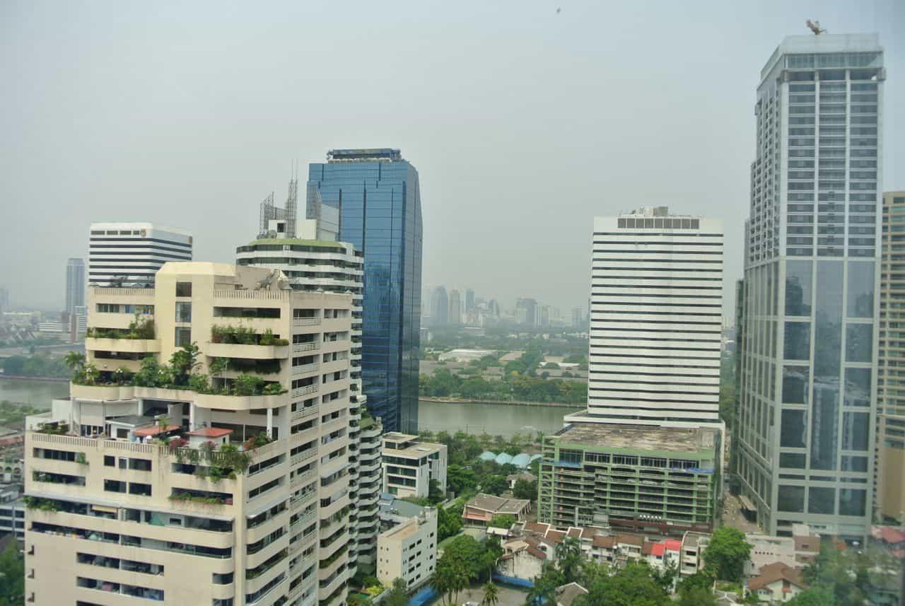 Rembrandt Hotel, Bangkok Thailand