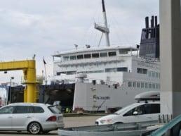 Scandlines, Færgen Gedser Rostock