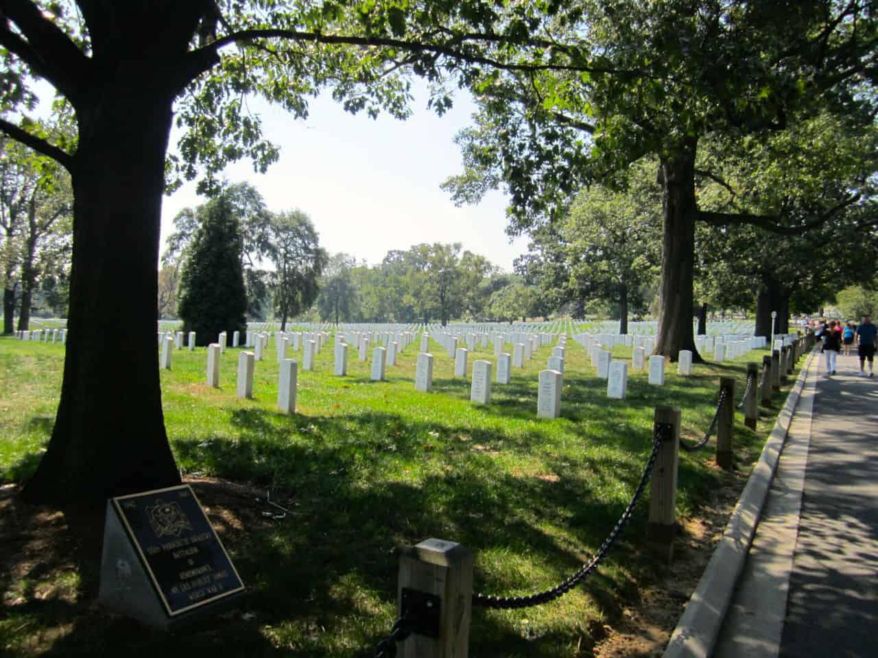 Arlington National Cemetery - Washington D.C., USA