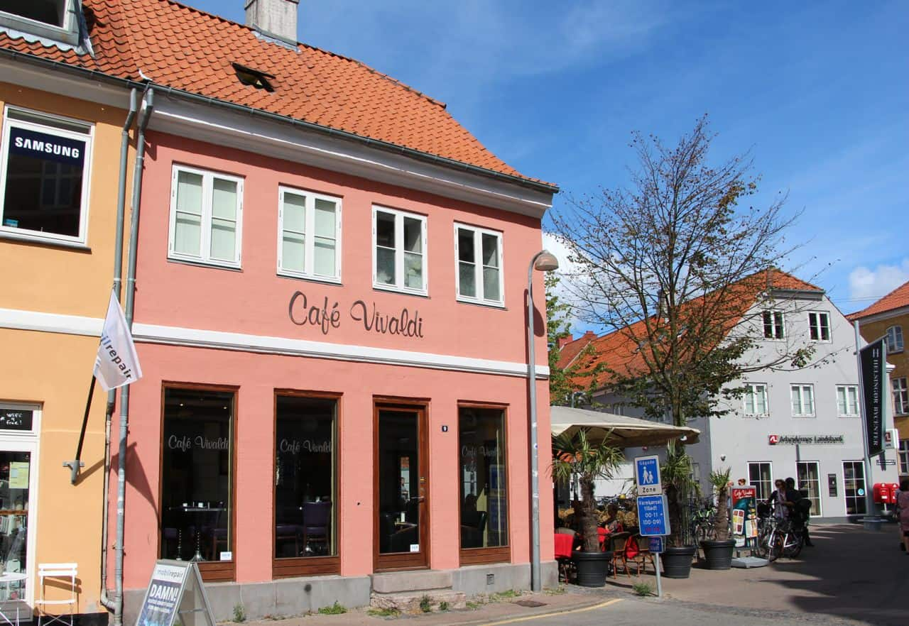 Cafe Vivaldi - Helsingør, Danmark
