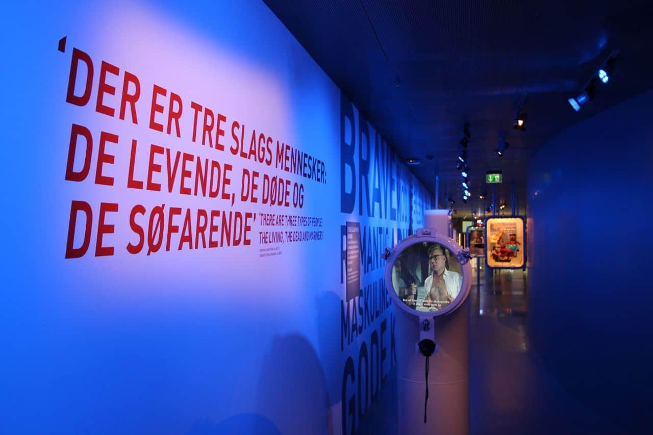 M:S Museet for Søfart - Helsingør, Danmark