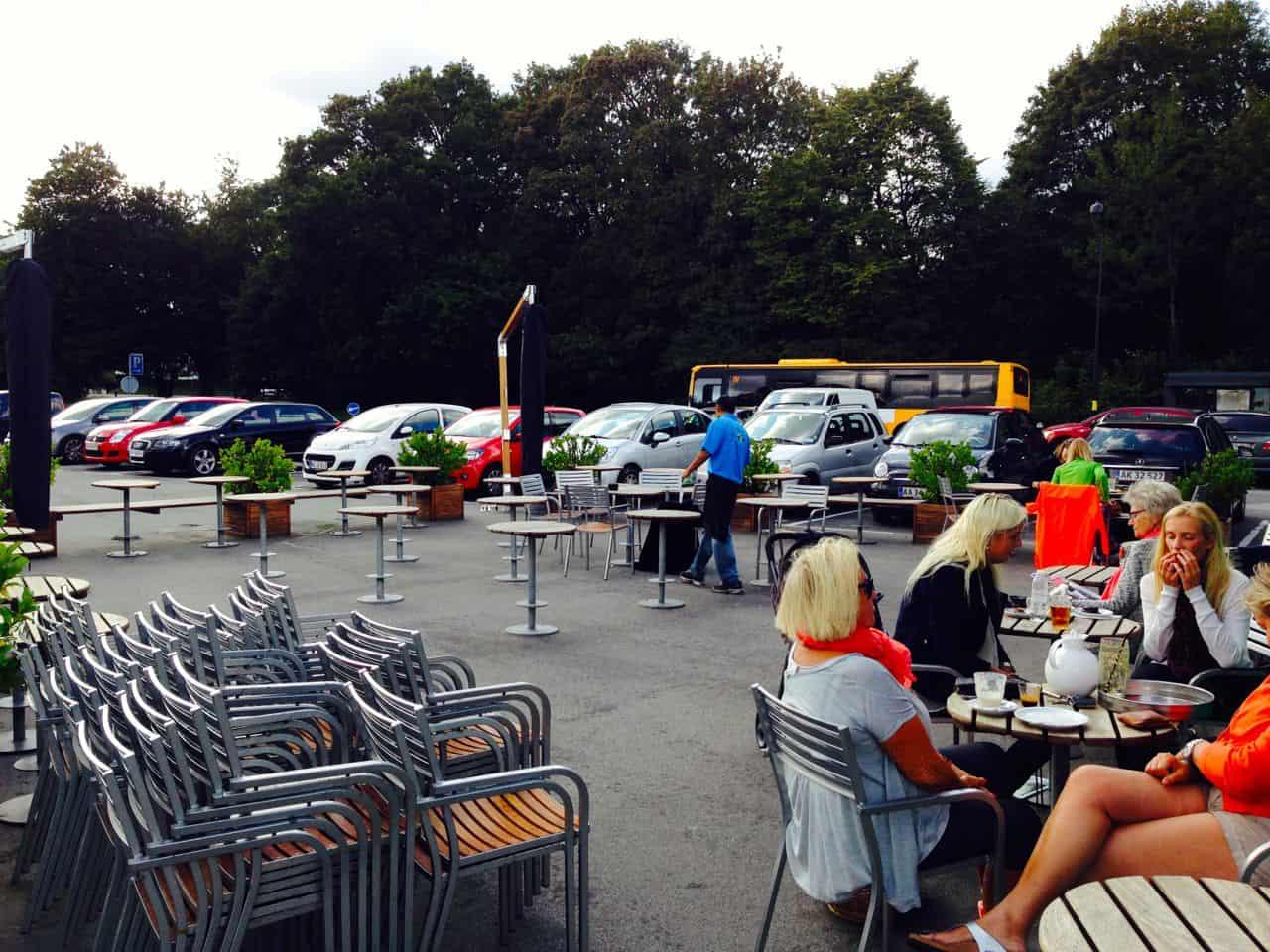 Anmeldelse Af Brunch På Café Jorden Rundt Charlottenlund Danmark