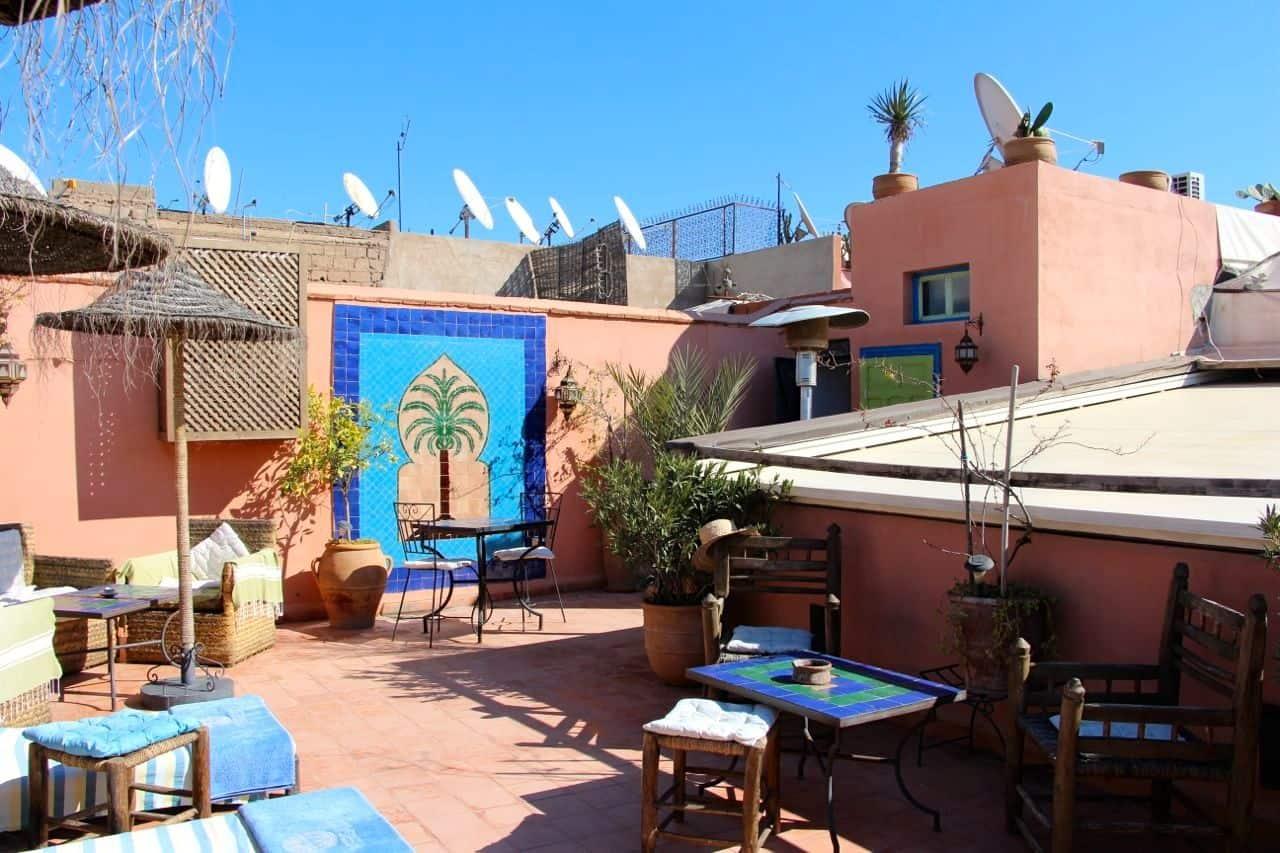 Riad Les Lauriers Blancs – Marrakesh, Marokko