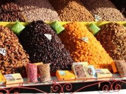 Djemaa El-Fna det bankende hjerte - Marrakech, Marokko