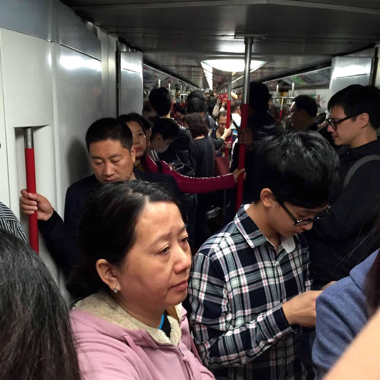 Rejsetanker om Hong Kong 2015