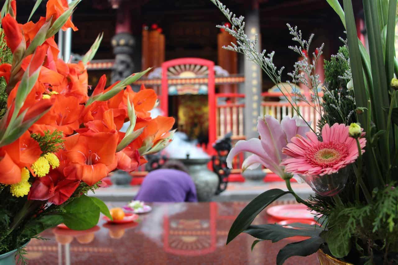 Lungshan temple - Taipei, Taiwan