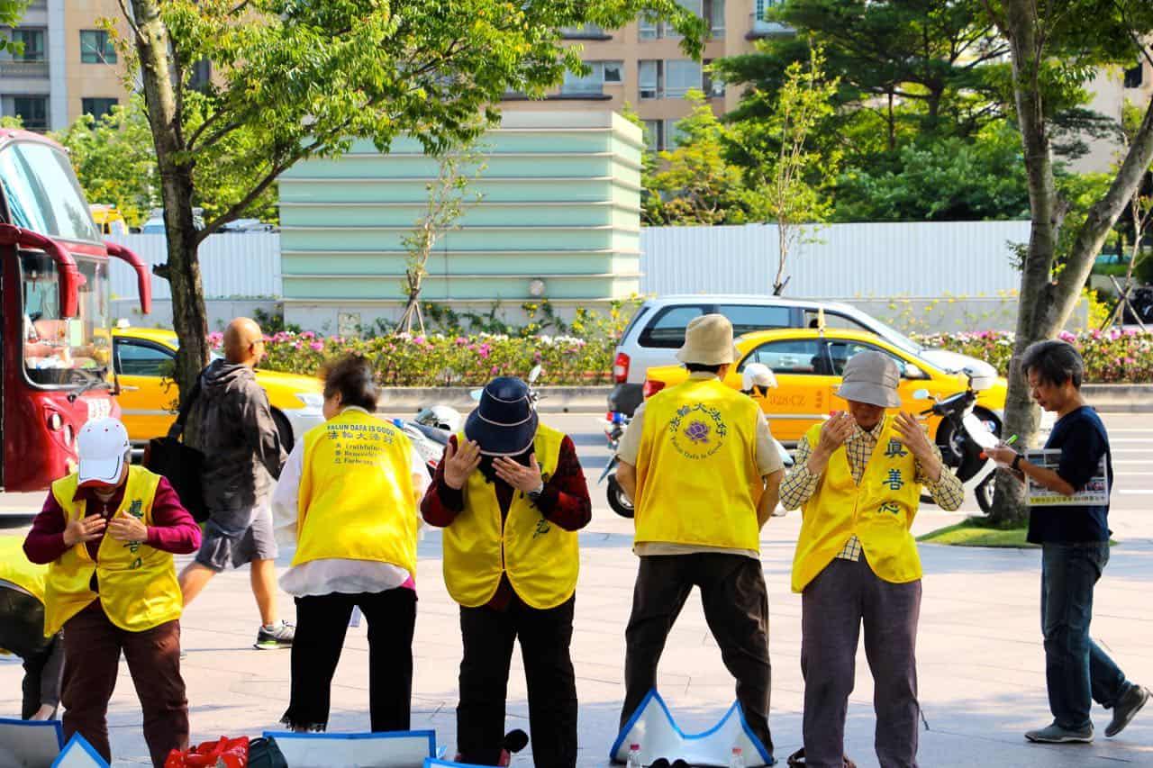 Rejsetanker om Taiwan