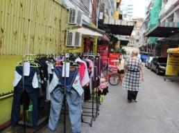 Vores gade i Bangkok, Thailand