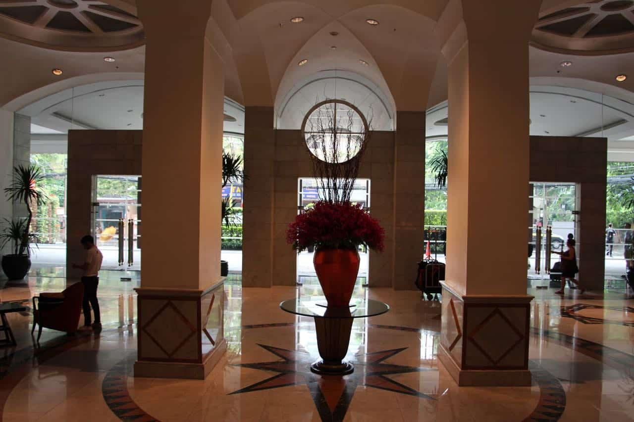 Anmeldelse af Rembrandt Hotel - Bangkok, Thailand