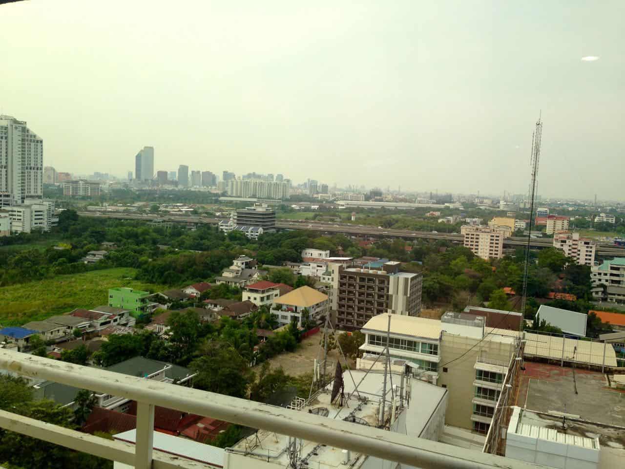 Syg i Bangkok - Thailand