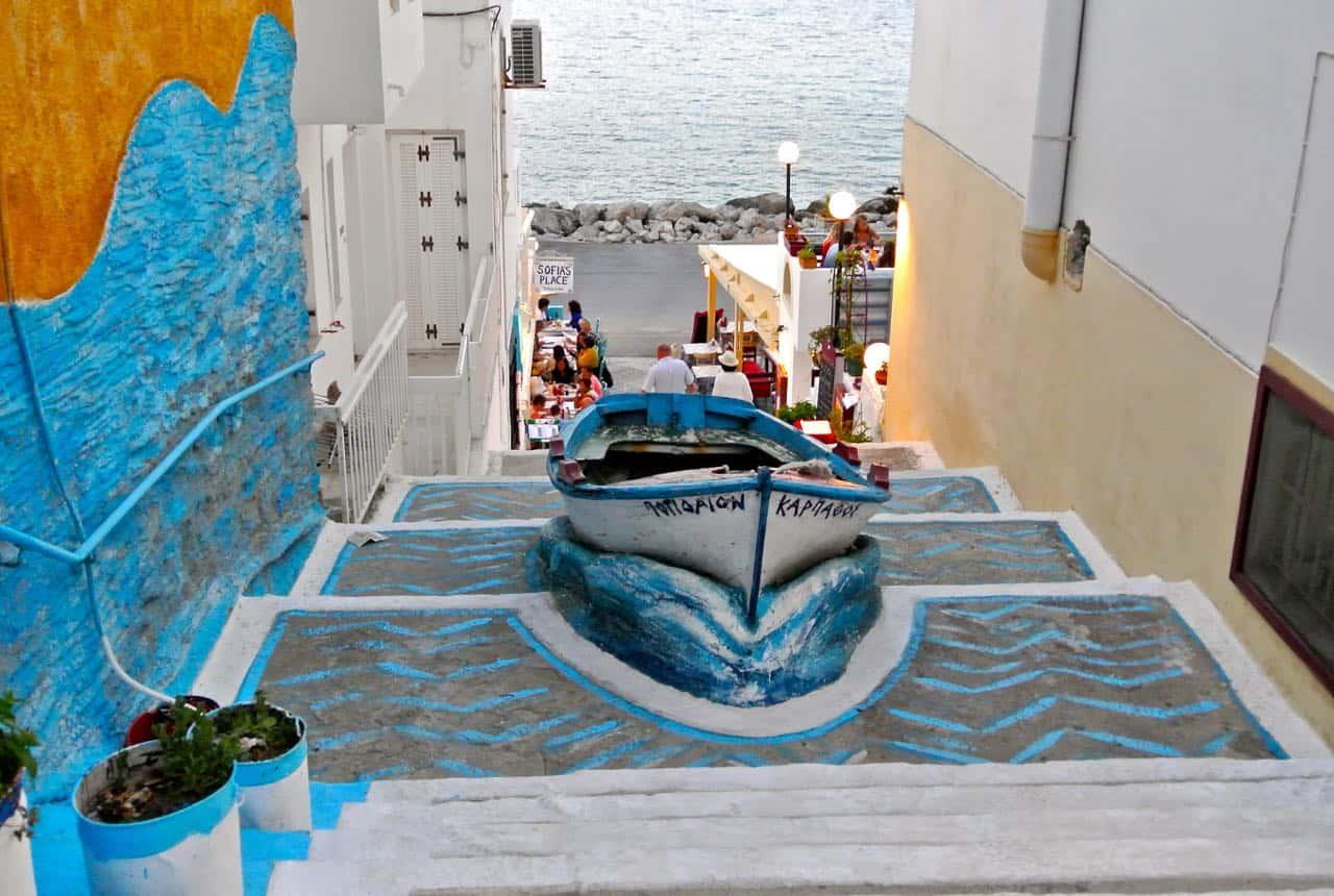 Karpathos, Grækenland