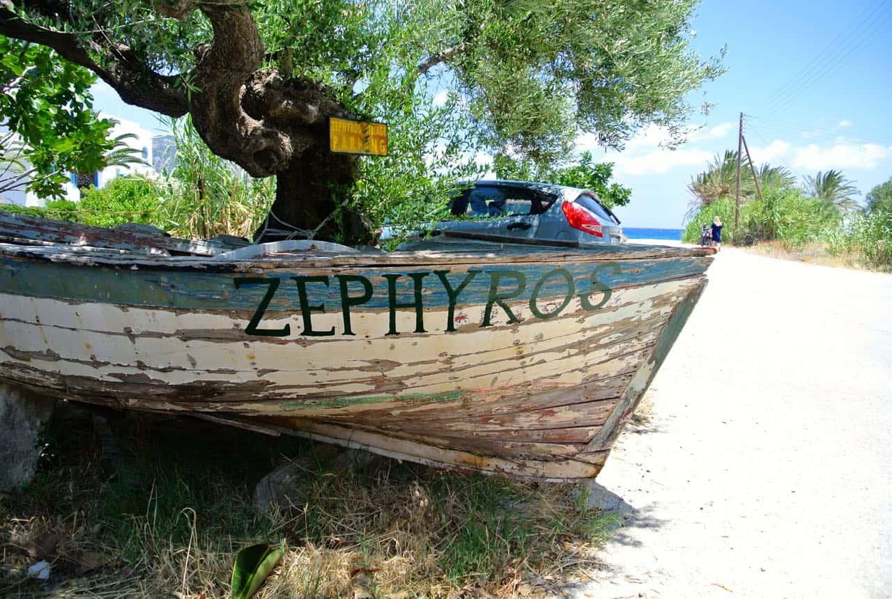 Karpathos en charmerende lille ø - Grækenland