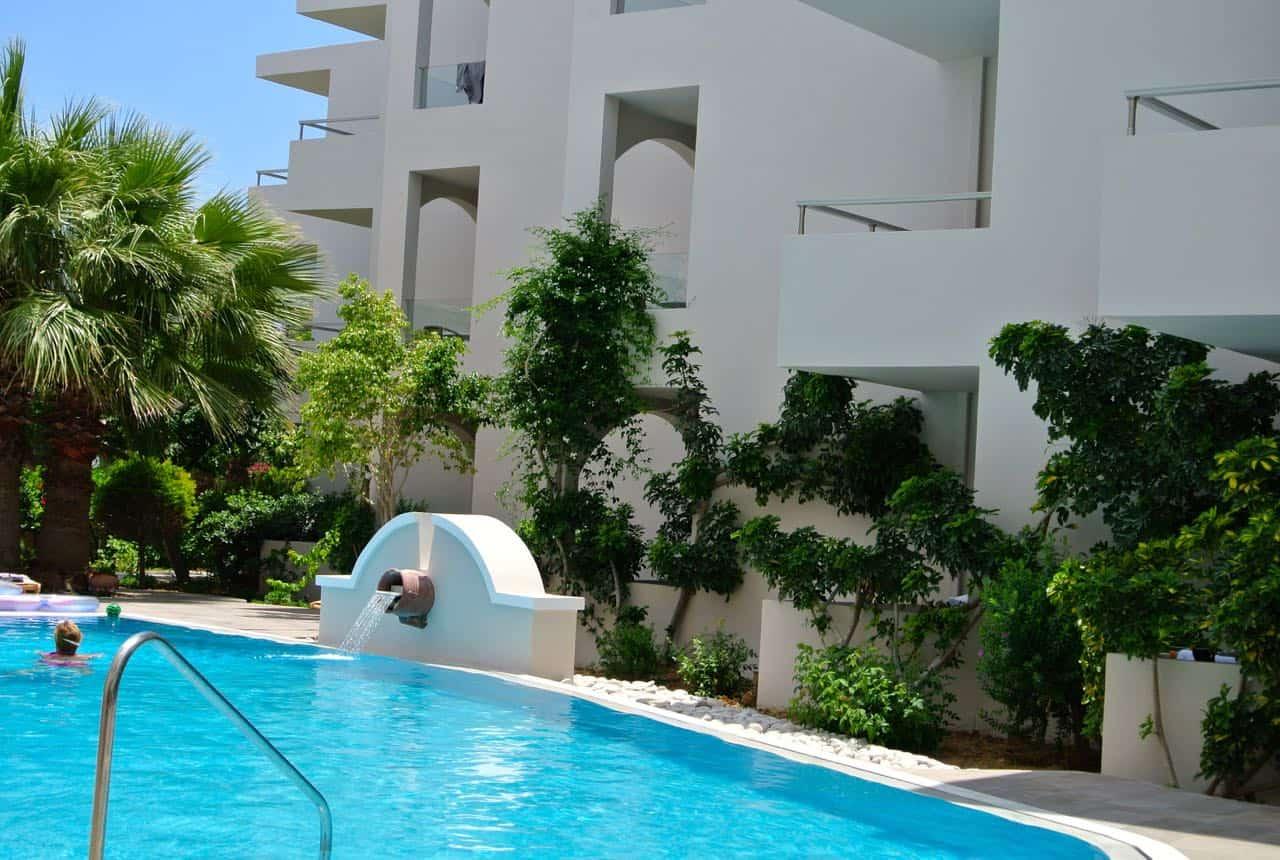 Parasol Hotel & Apartments - Karpathos, Grækenland