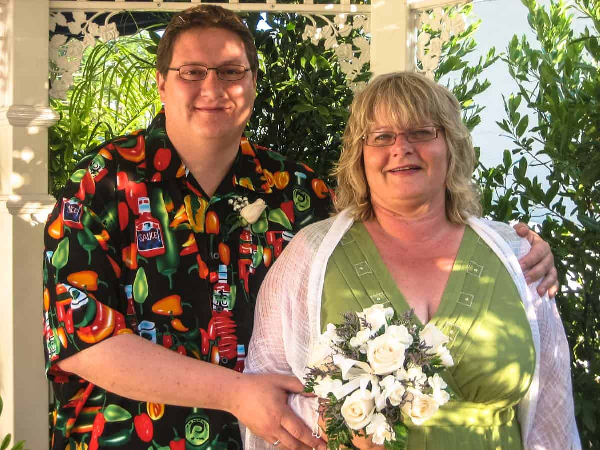 Bryllup i Las Vegas, USA