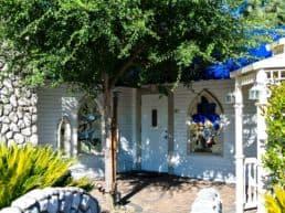 Vores bryllup i Graceland Wedding Chapel - Las Vegas, USA