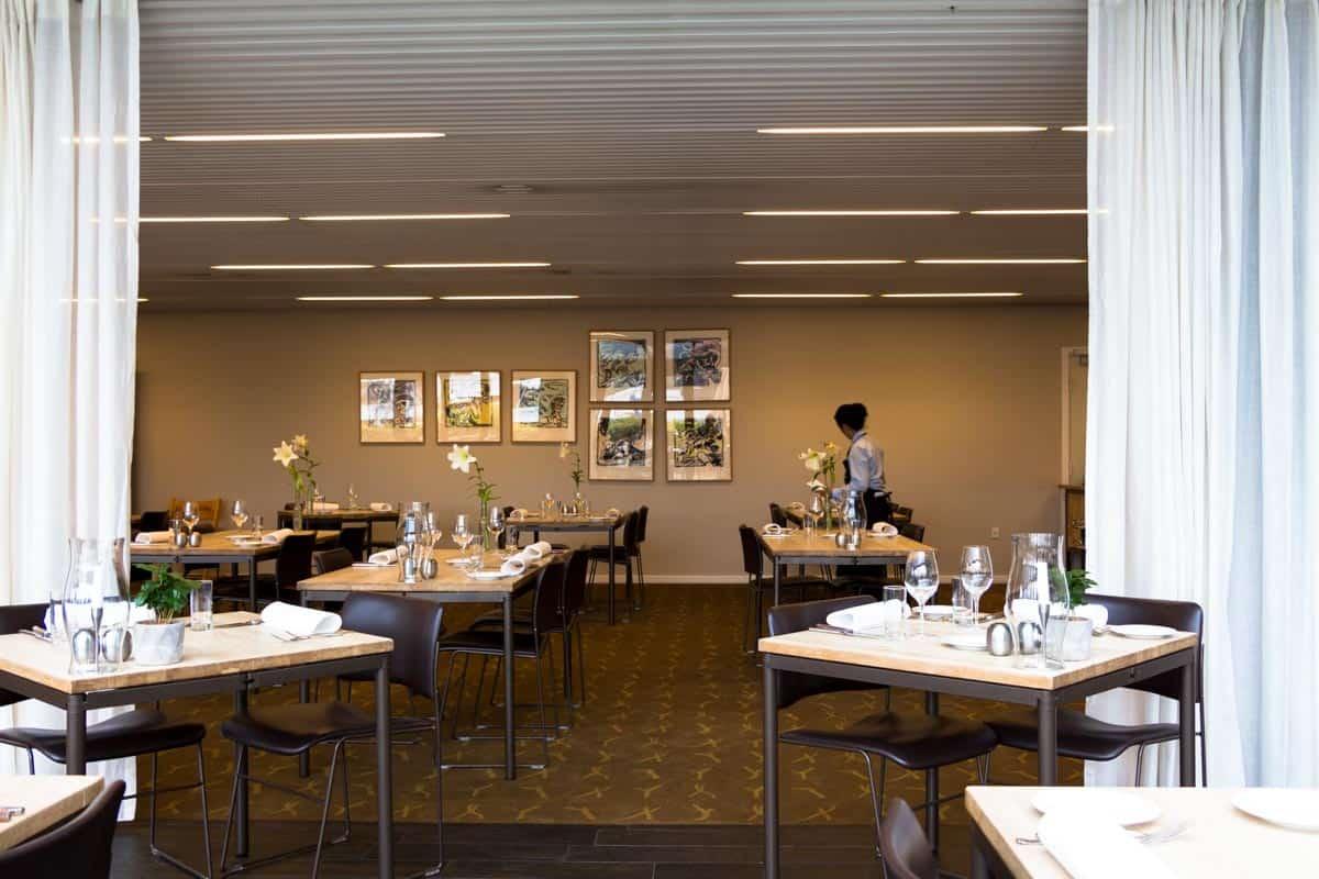 Frokost på Comwell Kongebrogaarden, Danmark