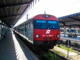 Endagstur fra Wien til Bratislave, Slovakiet