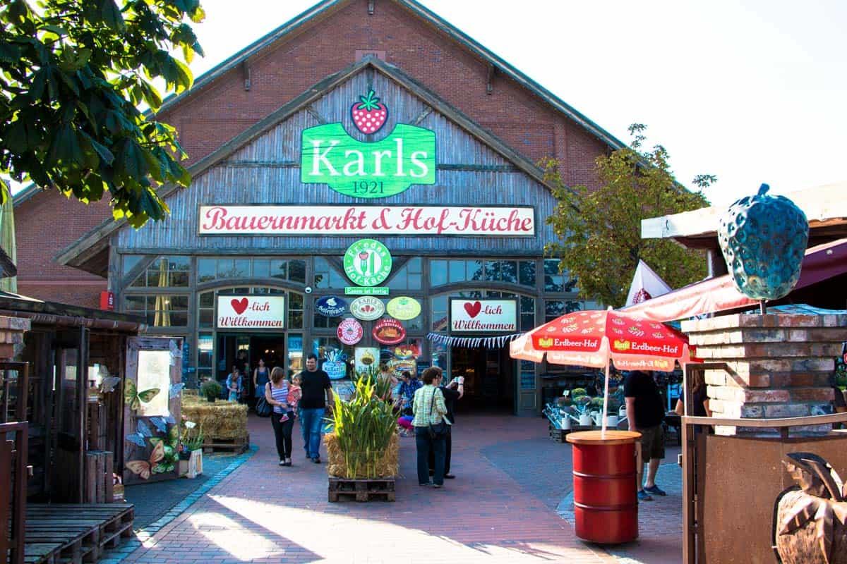 Rostock, Tyskland