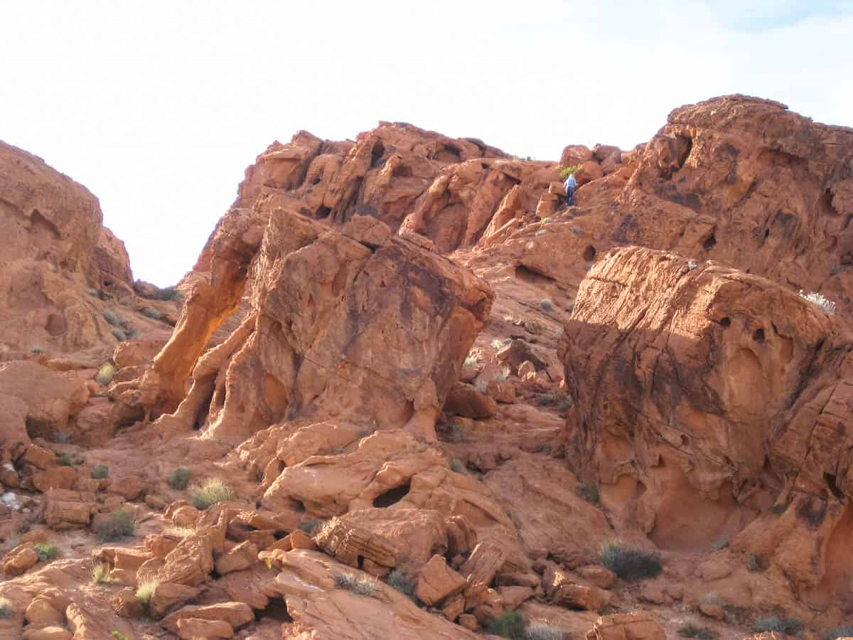 Valley of Fire State Park – Nevada, USA