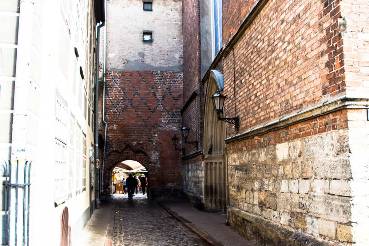 Riga har historisk charme - Letland