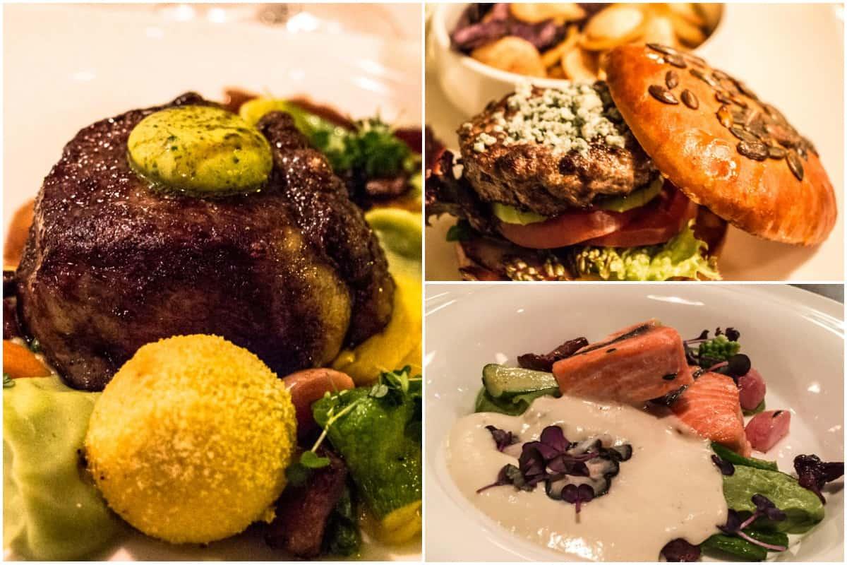 Restaurant Elements, Tallink Hotel Riga – Riga, Letland