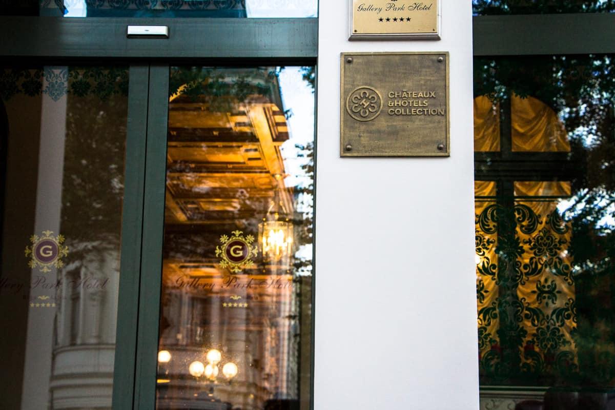 Restaurant Renommé på Gallery Park Hotel – Riga, Letland
