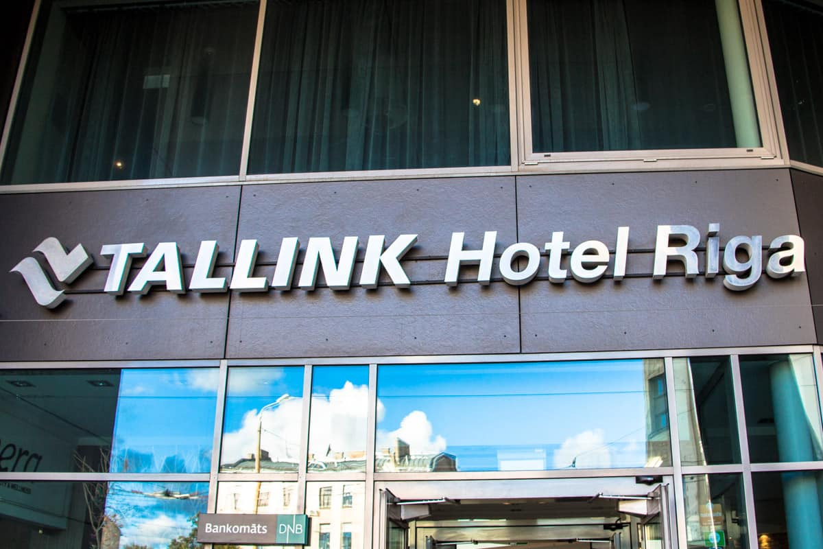 Tallink Hotel Riga - Letland