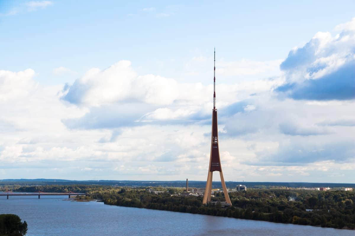 Rejsetanker om Letland