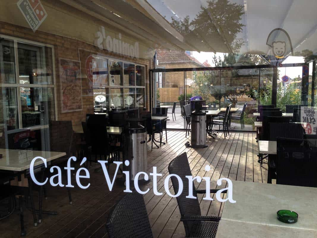 Cafe Victoria – Hvidovre, Danmark