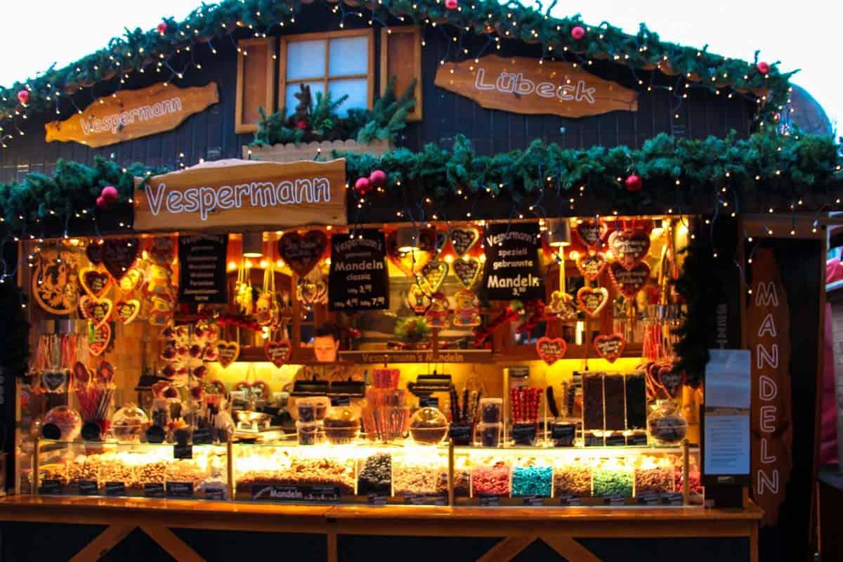Julemarkeder i Nordtyskland