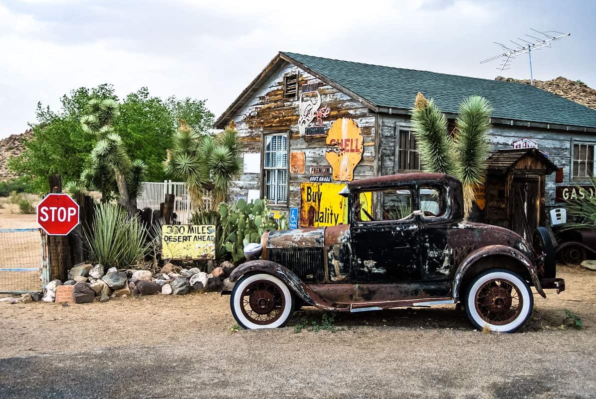 Forslag til Road Trip – Det Røde Land, USA